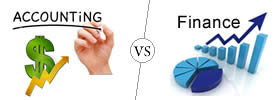 Accounting vs Finance