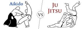 Aikido vs Jujitsu