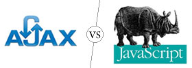 Ajax vs JavaScript