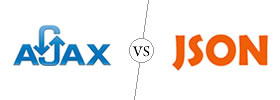 Ajax vs JSON