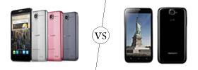 Alcatel One Touch Idol vs Karbonn Titanium S5