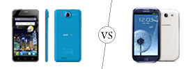 Alcatel One Touch Idol Ultra vs Samsung Galaxy S3