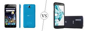 Alcatel One Touch Idol Ultra vs Xolo X1000