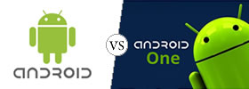 Android vs Android One