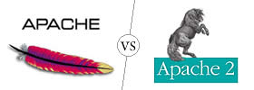Apache vs Apache 2