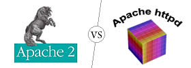 Apache 2 vs Httpd