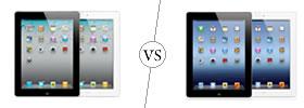 Apple iPad 2 vs iPad 4
