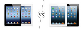 Apple iPad 3 vs iPad 4
