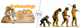 Archaeology vs Anthropology