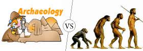 Archaeology vs Anthropology