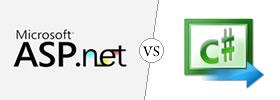 ASP vs C#