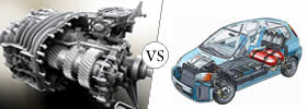 Automotive vs Automobile Engineering
