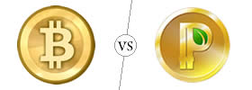 Bitcoin vs Peercoin