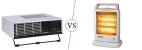 Blower vs Heater