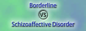 Borderline vs Schizoaffective Disorder