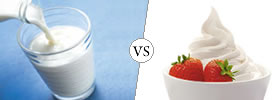 Buttermilk vs Yogurt