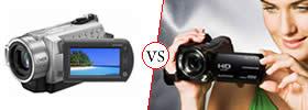 Camcorder vs Handycam