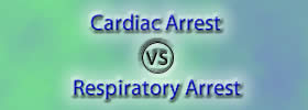 Cardiac Arrest vs Respiratory Arrest