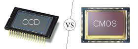 CCD vs CMOS Sensor