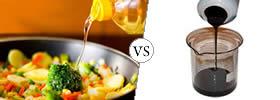 Cooking Oil vs Fuel Oil