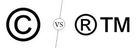 Copyright vs Trademark