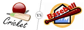 Cricket vs Baseball