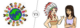 Cultural Exchange vs Cultural Appropriation