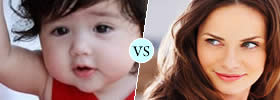 Cute vs Gorgeous