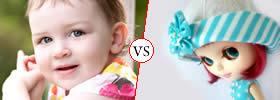 Cute vs Pretty