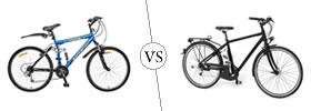Cycle vs Bicycle