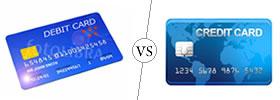 Debit Card vs Credit Card