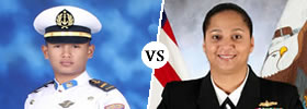 Deck Cadet vs Deck Officer