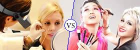 Dermatologist vs Cosmetologist