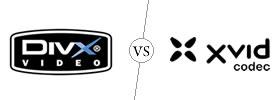 DivX vs Xvid