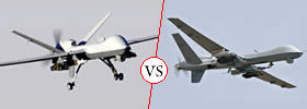 Drone vs UAV