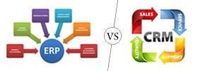 ERP vs CRM Software
