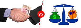 Ex gratia vs Bonus