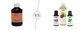 Extract vs Essential Oil