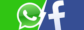 Facebook vs Whatsapp