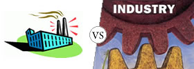 Factory vs Industry