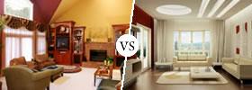 Family Room vs Living Room