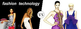 Fashion Technology vs Fashion Designing