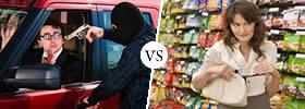 Felony vs Misdemeanor