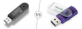 Flash Drive vs Pen Drive