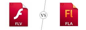 FLV vs FLA