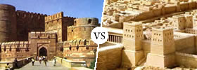 Fort vs Fortress
