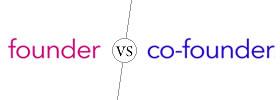 Founder vs Co-Founder