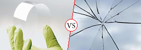 Gorilla Glass vs Normal Glass