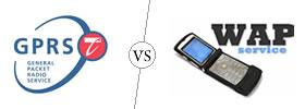 GPRS vs WAP