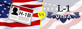 H1B Visa vs L1 Visa